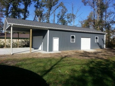 Pole Barns/Garages